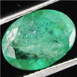 1.95ct Deep Green Zambian Emerald (GEM-28947)