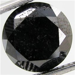 3.75ct Clean Black Diamond Oval (GEM-31113)