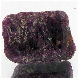 31.14ct Untreated Madagascar Ruby Crystal Rough  (GEM-39509)