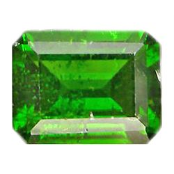 2.36ct VS Octagon Forest Green Chrome Diopside (GEM-10164)