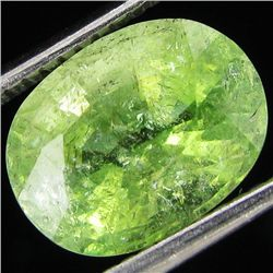 3.41ct Cuprian Tourmaline Oval (GEM-29992A)