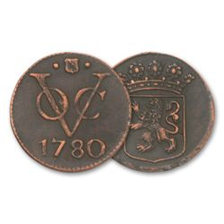 18th Century Copper DUIT - In Case