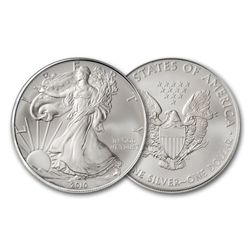 Silver Eagle 2010 UNCIRCULATED