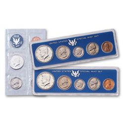 1965,66,67 Special Mint Sets
