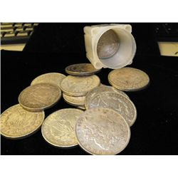 Roll of 20 Morgan Silver Dollars