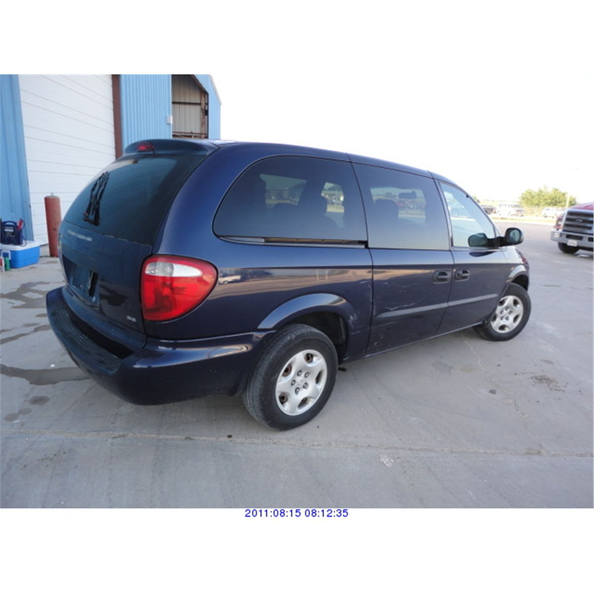 2003 Dodge Caravan: Rod Robertson Enterprises Inc