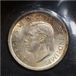 1941 25 Cents, ICCS MS-64.
