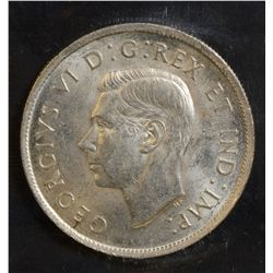 1938 & 1958 50 Cents, both ICCS MS-63. Lot of 2 coins.