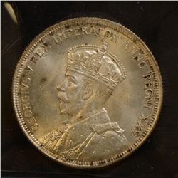 1935 $1.00, ICCS MS-66 PQ, attractive gold and pink toning. Flashy!