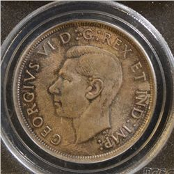 1937 $1.00, PCGS MS-65, atractively toned. Rare in GEM!