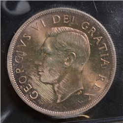 1949 $1.00, ICCS MS-67 great lustre with great eye appeal.