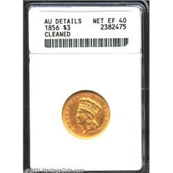 1856 $3--Cleaned--ANACS.