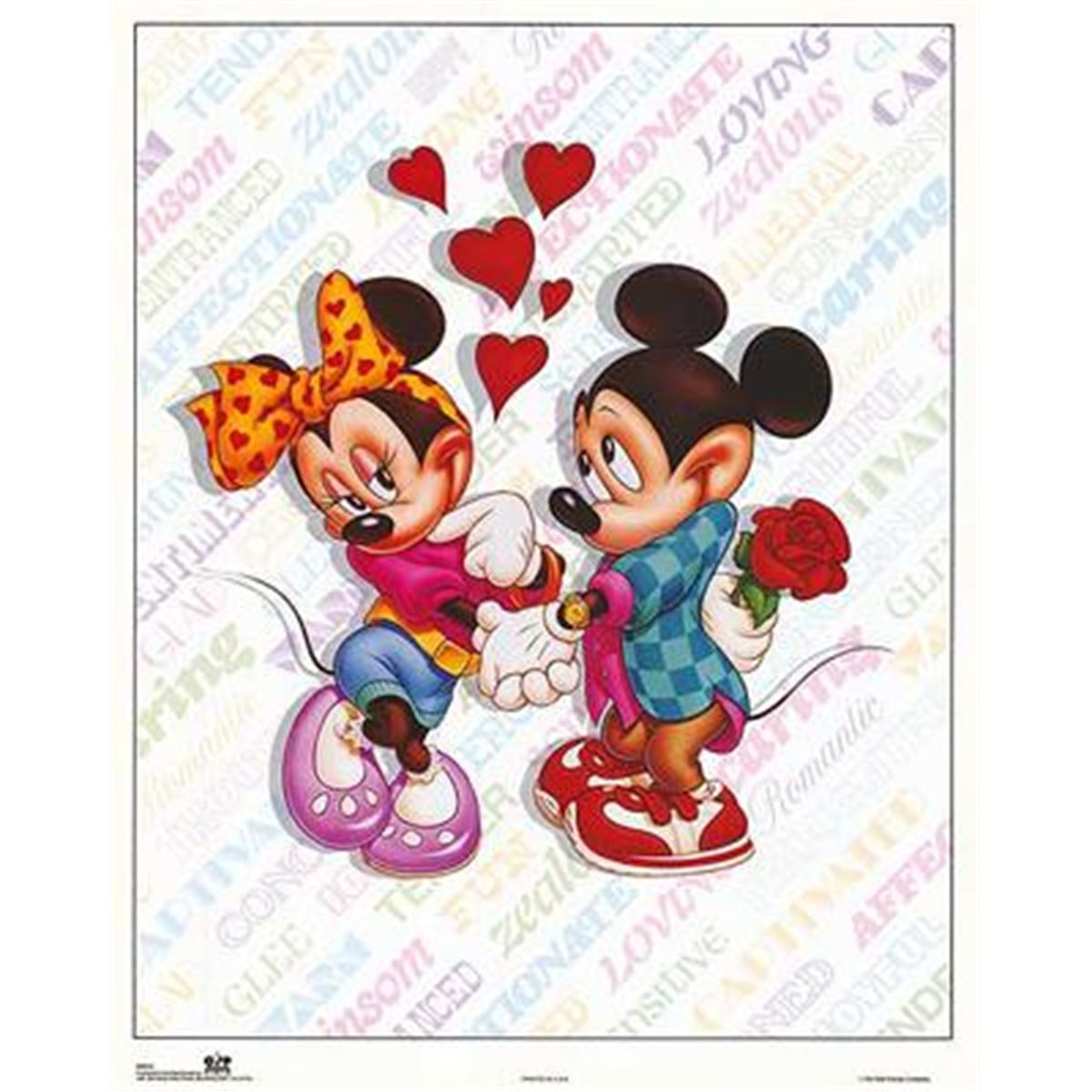 Mickey  amp Minnie Mouse Love Mickey Mouse Love Drawings