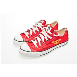 America Ferrera Signed Ugly Betty Converse sneakers