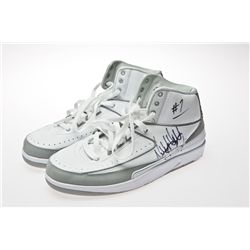 Nelly Signed Nike Jordan Basketball Shoes and Signed Converse All-Star Sneakers