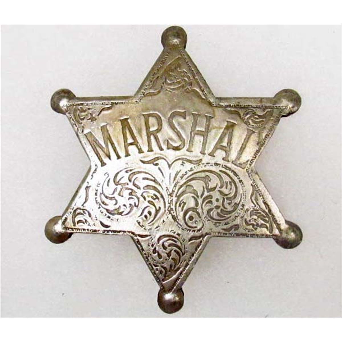 Us Marshal Auction >> US MARSHAL OLD WEST POLICE BADGE