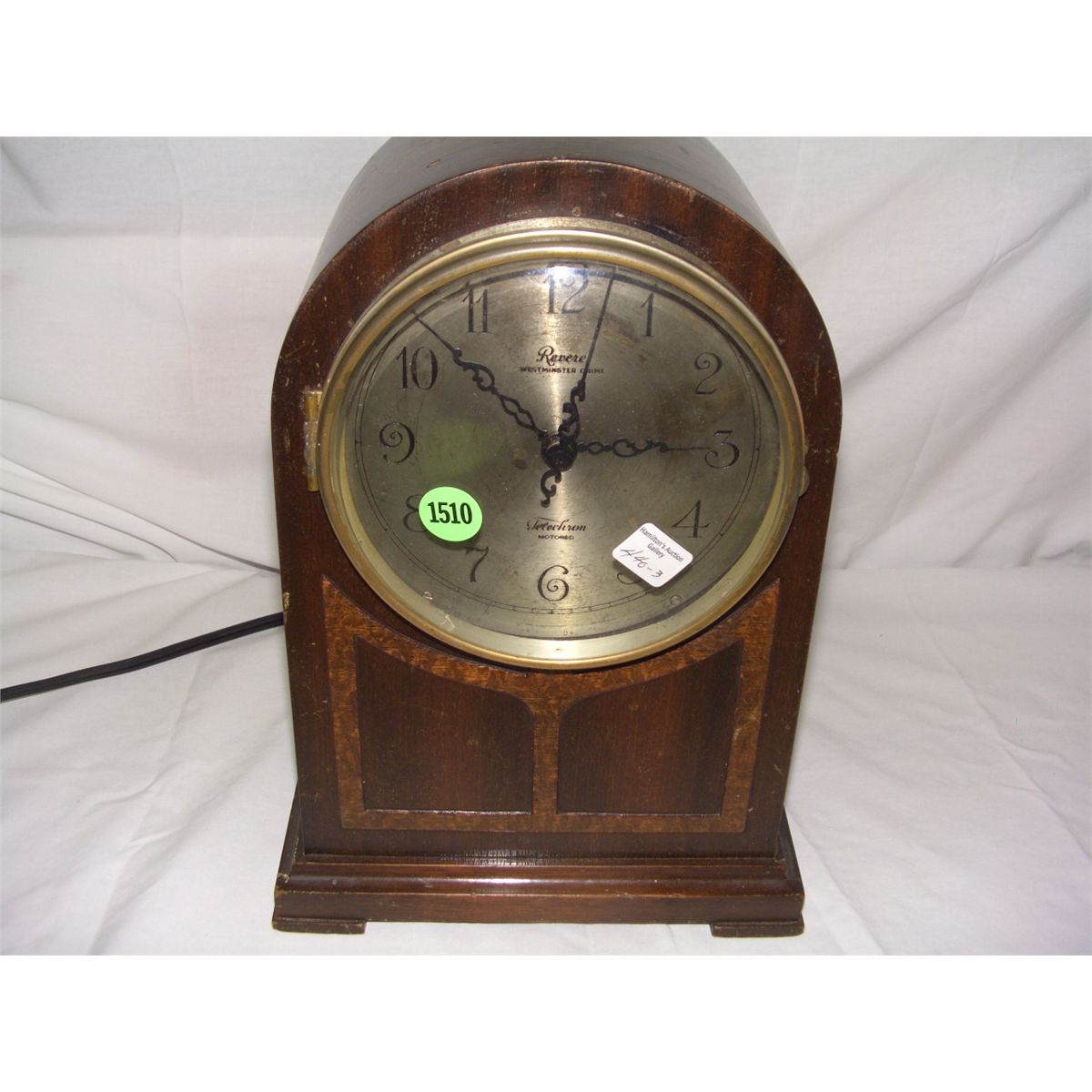 Arts and crafts mantle clock - Arts And Crafts Mantle Clock 39