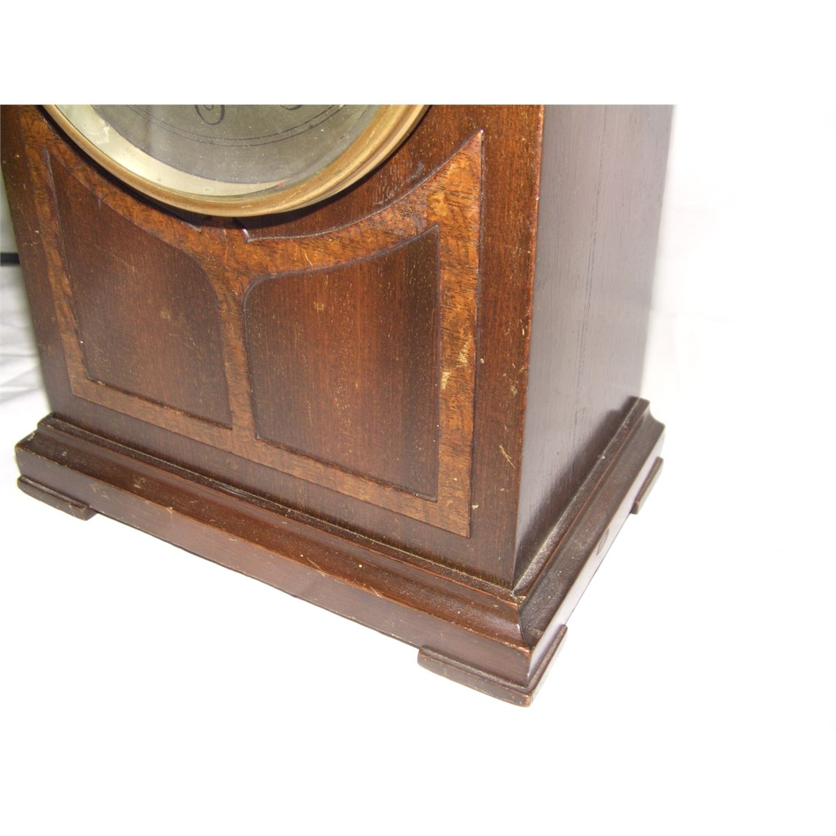 Arts and crafts mantle clock - Arts And Crafts Mantle Clock 30