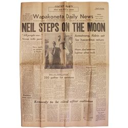 documents about the moon landing - photo #32