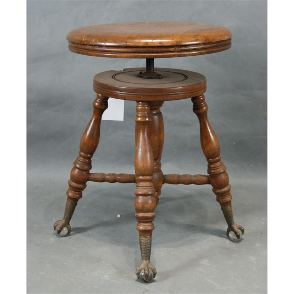 Antique Piano Bench For Sale Images