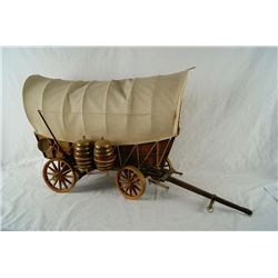 Calistoga model covered wagon