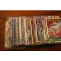Lot Of 20 Football Cards In Plastic Sleeves