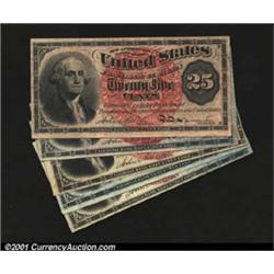 Five Fourth Issue 25&#162; Notes.