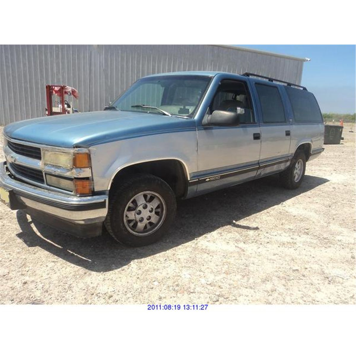 Service Manual [How To Replace 1994 Chevrolet Suburban
