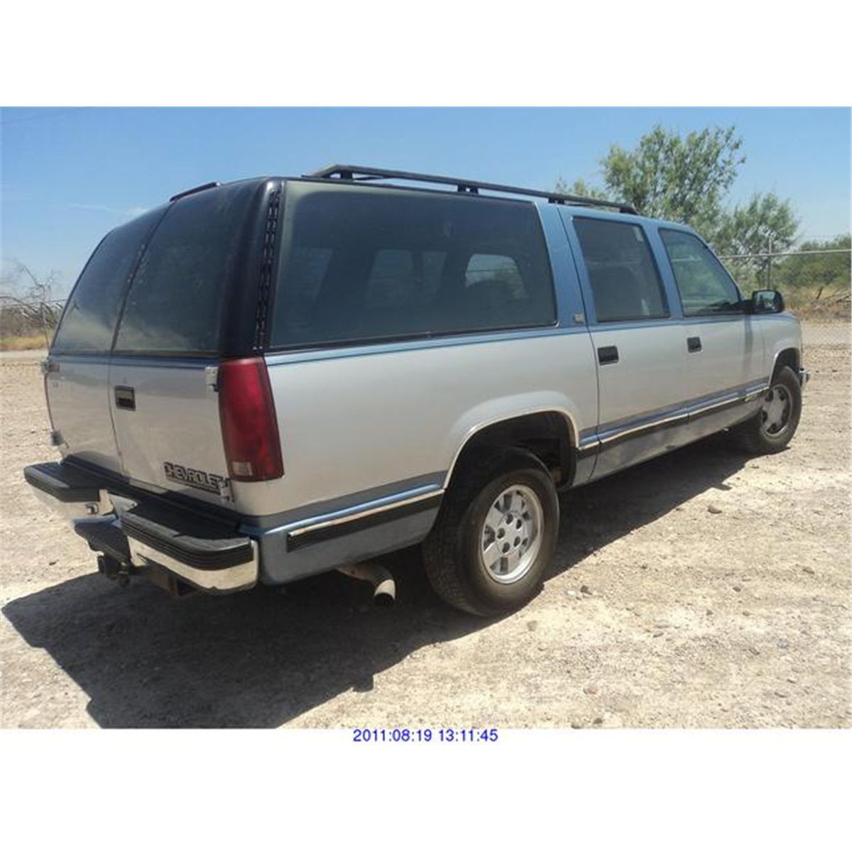 [How To Replace 1994 Chevrolet Suburban 1500 Front Wheel