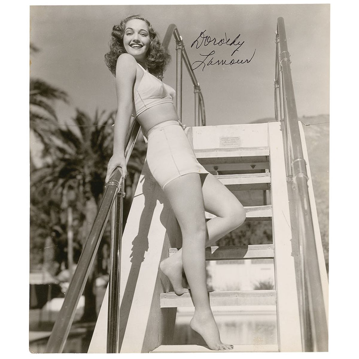dorothy lamour movies
