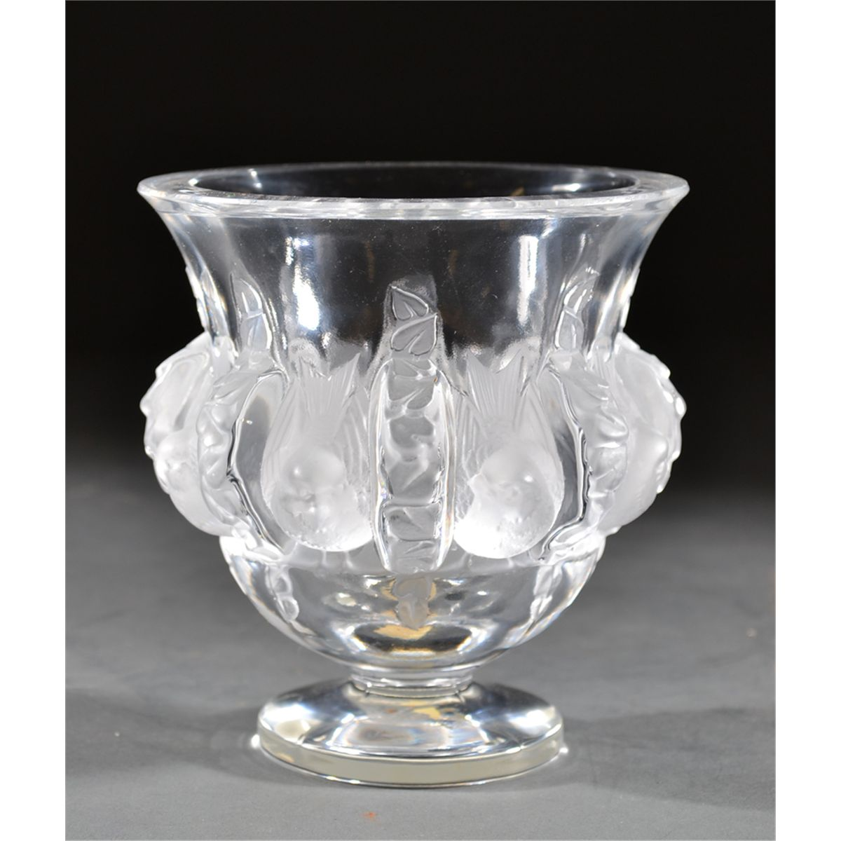 how to make clear glass frosted