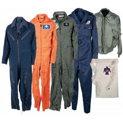 Lot of General Cuthbert A.  Bill  Pattillo Flight Gear One of The Organizers of The Original U.S.A.F