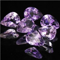 5ct Purple Amethyst Pear Parcel (GEM-39770)