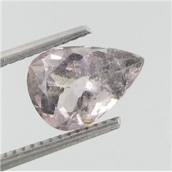 2.0ct Light Smoky Natural Tourmaline Pear  (GEM-28517)