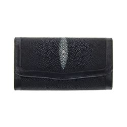 Ladies Stingray Hide Clutch Purse/Wallet (ACT-080)