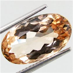 6.66ct Imperial Topaz (GEM-37450)