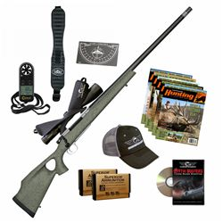 Extreme II Long Range Hunting Package and Sniper Ridge Shooting School for one in Utah included