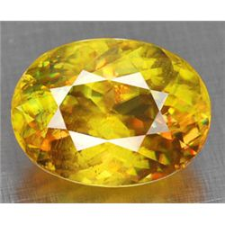 1.02ct Nice Natural Africa Sphene Gem  (GMR-0379A)