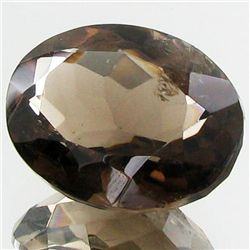 28.83ct Smokey Quartz Oval (GEM-39050)