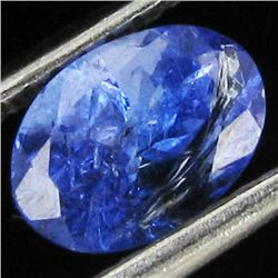 0.96ct Top Color Tanzanite Oval (GEM-38885)