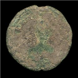 300AD Roman Bronze Coin Higher Grade (COI-9505)