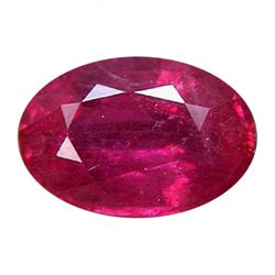 2.12ct Mozambique Ruby Heated Only (GEM-28548)