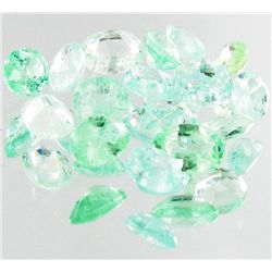 1.00ct Neon Blue Green Cuprian Tourmaline Parcel (GEM-32357)