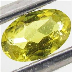 0.21ct Green Peridot Round (GEM-41038)