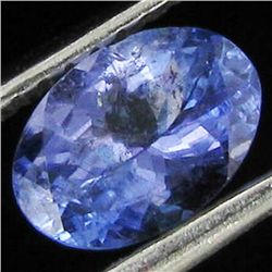 0.76ct Top Color Tanzanite Oval (GEM-38854)