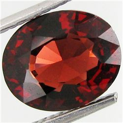 4.22ct Intense Red Garnet (GEM-17370)