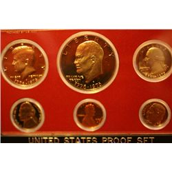 1776-1976 Bicentennial Proof Set