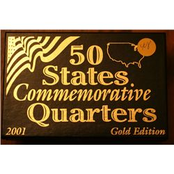 2001 Gold Edition Comm. Quarters
