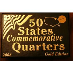 2006 Gold Edition Comm. Quarters