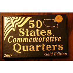 2007 Gold Edition Comm. Quarters